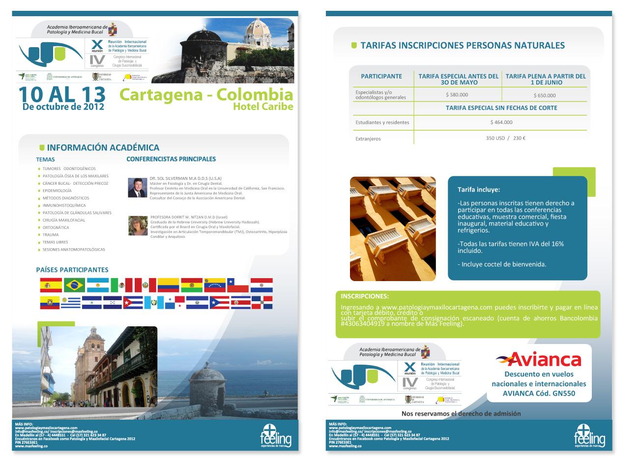 Decima Conferenza Internazionale dell'Accademia Iberoamericana di Patologia e Medicina Orale e Quarto Congresso Internazionale di Patologia e Chirurgia bucco-maxillo-facciale
