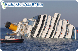 Successi e ritardi nel recupero della Costa Concordia
