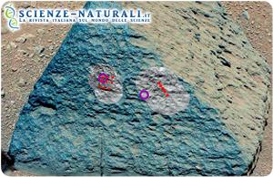 """Marte: """"Curiosity"""" trova roccia di tipo """"terrestre"""""""