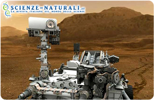 """""""Curiosity"""" è su Marte. Ma l'ambiente somiglia alle paludi in Messico"""