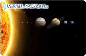 Sistema solare: datata la formazione di nuovi materiali