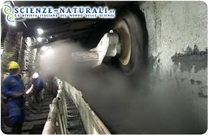 Stoccare la CO2 nelle miniere