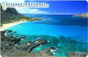 """Il destino delle Hawaii. Spariranno per dissolvimento delle isole """"dall'interno"""""""