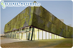 Inventato un cemento verde che assorbe CO2