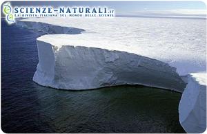 La calotta antartica occidentale è in rapido riscaldamento