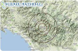 La terra trema in Garfagnana
