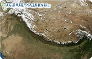 Previsti violenti terremoti in Himalaya