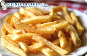 Patatine fritte in olio d'oliva contro l'invecchiamento