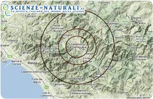 Terremoto di magnitudo 4.8 in Garfagnana. Avvertito a Firenze e in Emilia