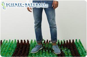 Dalla Levi's i pantaloni con bottiglie riciclate