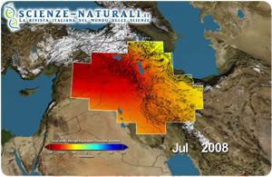 Spreco d'acqua in Medio Oriente
