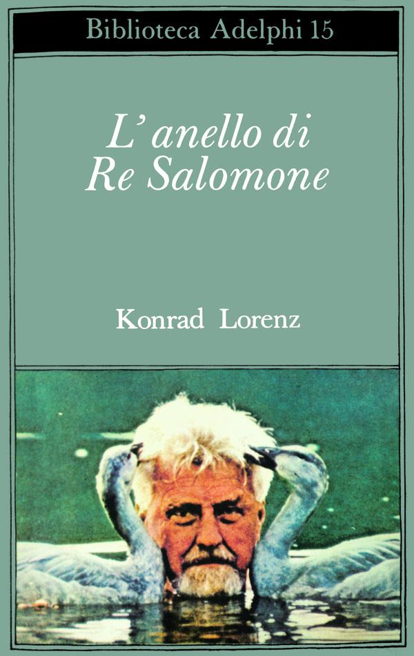 L'anello di Re Salomone, Konrad Lorenz