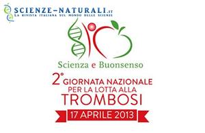 Giornata Nazionale per la lotta alla trombosi