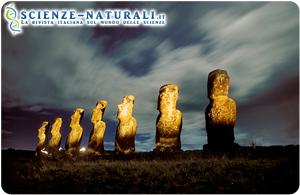Le statue dell'Isola di Pasqua continuano a raccontare…!