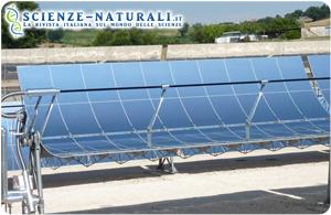 Specchi ed energia solare