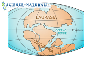 Nuova ricostruzione di un vecchio puzzle: il supercontinente di Gondwana