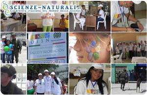Giornata OISN-Polizia Nazionale Colombiana: Salute e Ricreazione