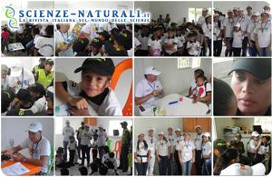 IIa Giornata OISN-Polizia Nazionale Colombiana