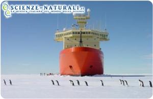 Antartide occidentale già coperta dal ghiaccio 34 milioni di anni fa