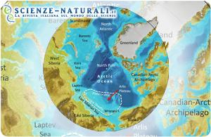 Scoperte le tracce di immense calotte glaciali preistoriche