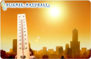 Il riscaldamento globale ha aumentato il rischio del caldo record