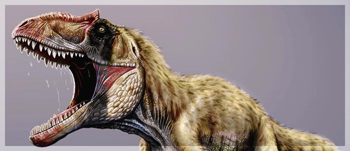 Scoperto in Nord America il nuovo predatore che minacciava i primi tirannosauri