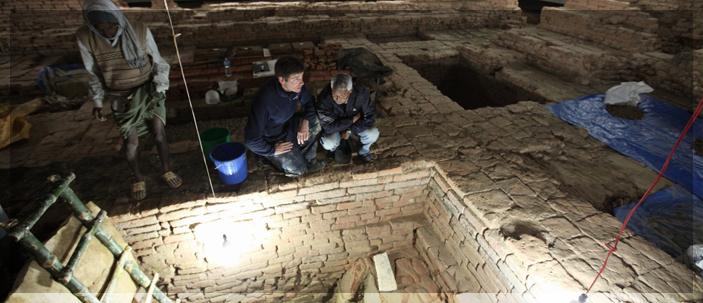 Nuove scoperte archeologiche confermano il periodo in cui visse Buddha