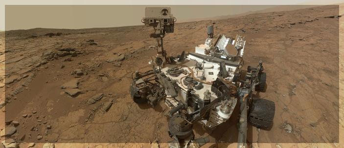 Esiste qualche possibilità di vita su Marte?