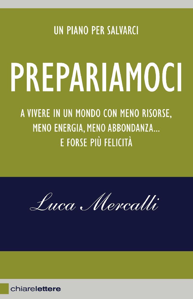 Prepariamoci, Luca Mercalli