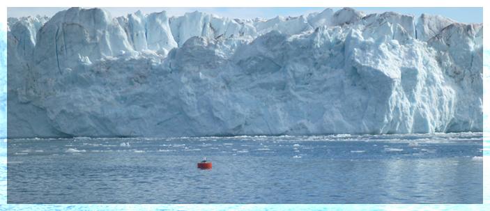Cambiamenti climatici in Groenlandia tra ghiaccio e oceano
