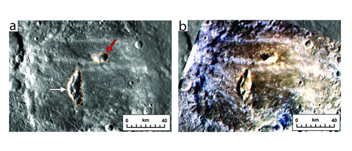 La storia esplosiva del pianeta Mercurio: una scoperta inaspettata