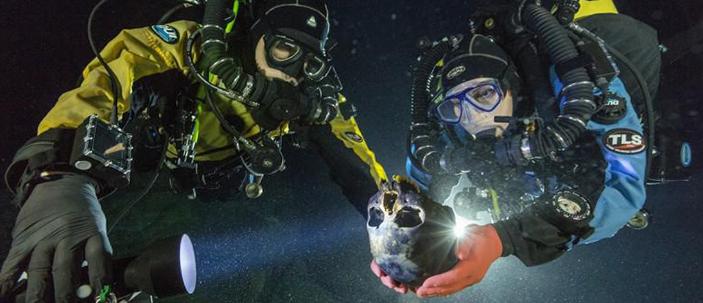 Scoperto scheletro umano completo dell'americano più antico: una ragazza