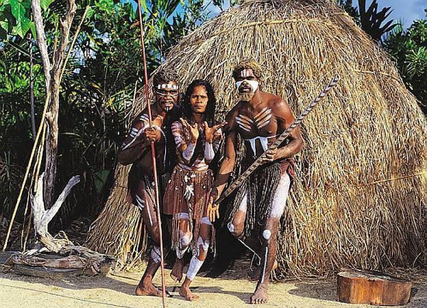Storia genetica degli aborigeni australiani