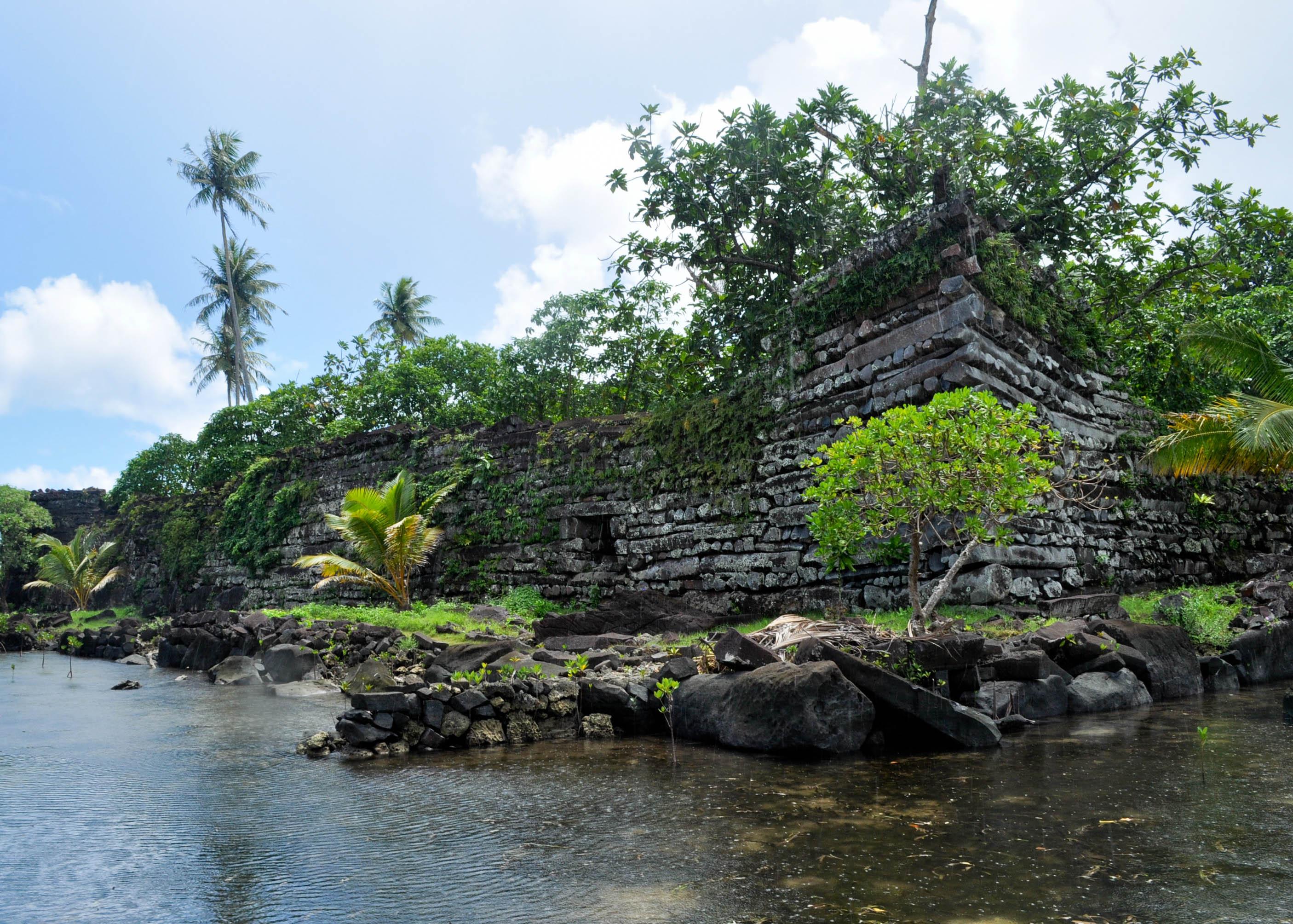 Nan Madol, la misteriosa città degli antichi isolani del Pacifico