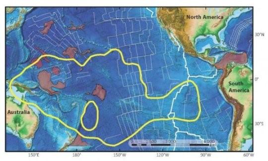 Gigantesche eruzioni vulcaniche ed estinzioni di massa globali